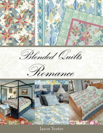 Books - Blended Quilts Romance