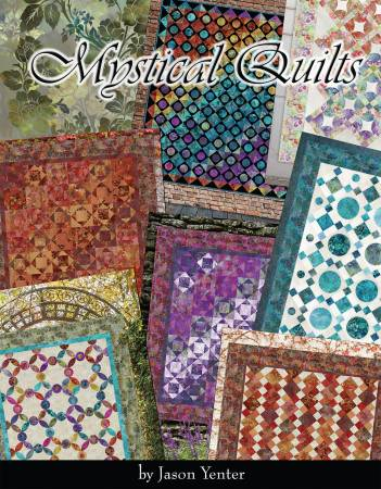 Diaphanous Book - Mystical Quilt
