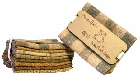 Woolen Needfuls Baskets 6 X 13 - 8 PIECES