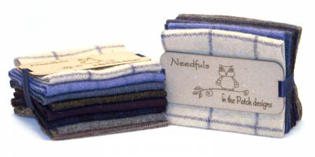 Woolen Needfuls - Denim Blue