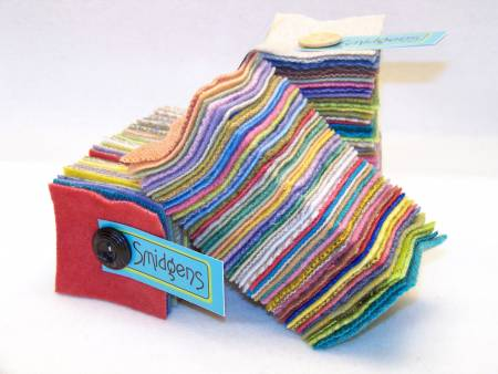 In The Patch Designs Wool Smidgens - Light and Bright - 50pcs