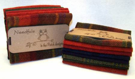 Woolen Needfuls - Traditional Holiday