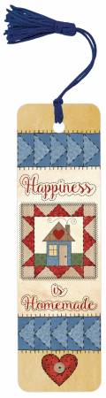 Bookmark Happiness is Homemade