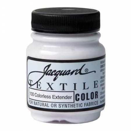 Textile Colorless Extender 2.25oz #100