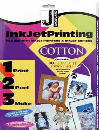 Inkjet Cotton 30ct