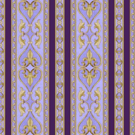 Impressions, Lavender Border, JB400-LA