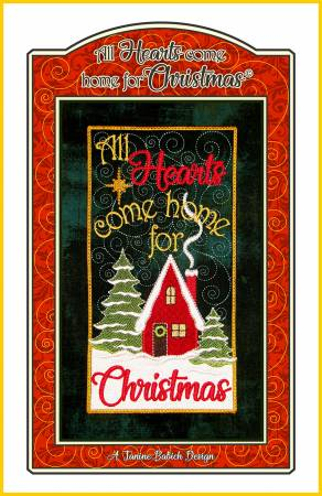 All Hearts Come Home for Christmas Table Top Display