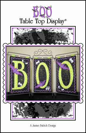 BOO Table Top Display