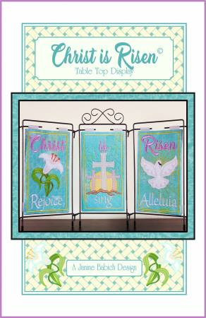 Christ Is Risen Table Top Display CD