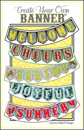 Create Your Own Banner Machine Embroidery