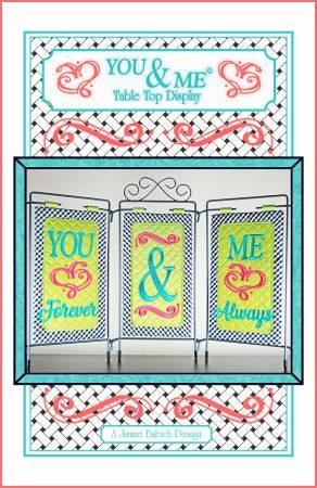 You & Me Table Top Display