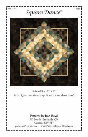 Square Dance Pattern