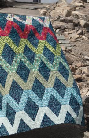 Jaybird Quilts Varsity quilt pattern