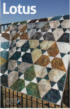 Lotus Jaybird Quilts