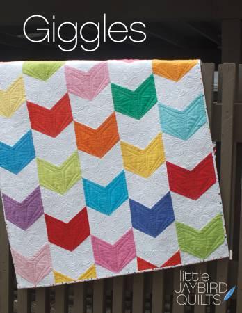 Giggles Baby Quilt kit