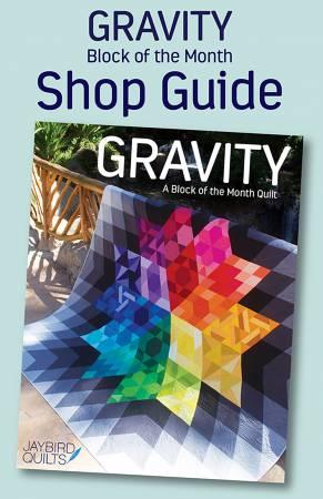 Gravity BOM Pattern Shop Guide