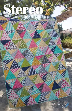 Stereo Pattern by Jaybird Quilts
