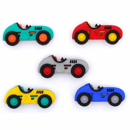 Speed Racers buttons