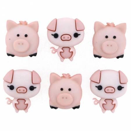 Pig Pen Button Pack - 10415