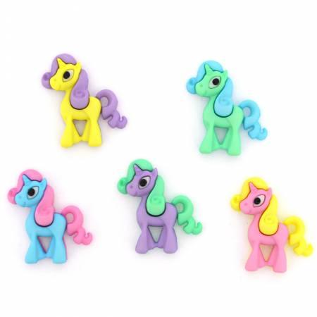 Unicorn Squad Buttons