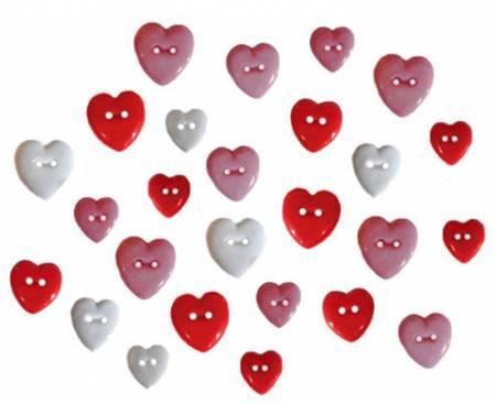 Heart Breaker 30ct Button Pack