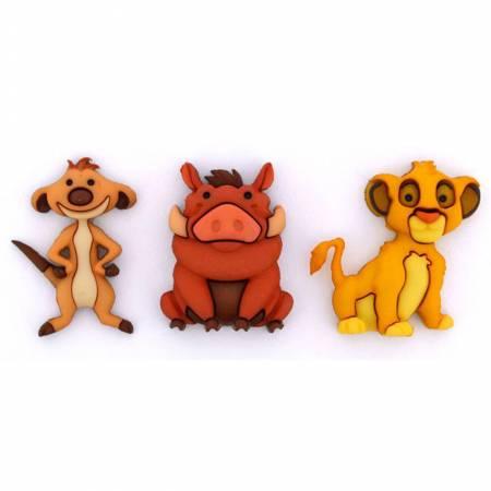 Disney's Simba Timon and Pumbaa
