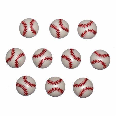 Baseballs Button Pack - 1370