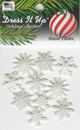 Snowglobe Buttons