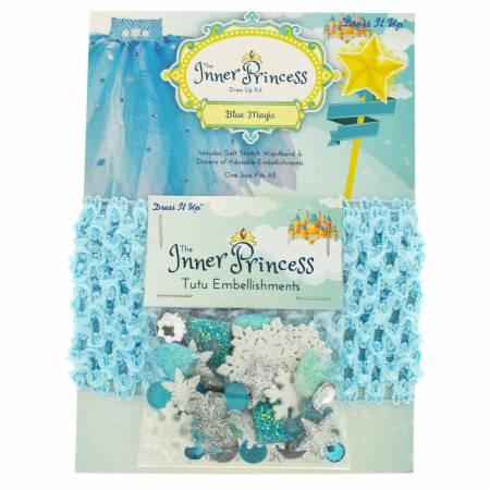 Tutu Kits Inner Princess Blue Magic