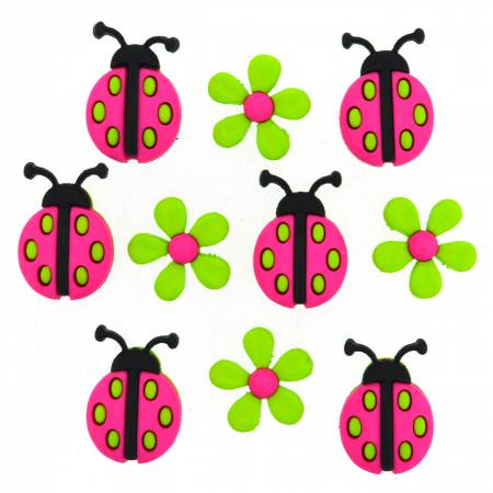 Ladybug Crossing