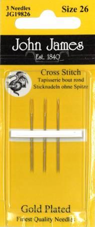 JG19826 Sz 26 Tapestry Needle