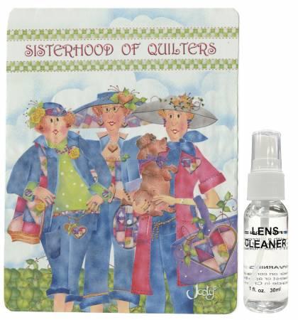 Lens Cleaner Kit Sisterhood of Quilters