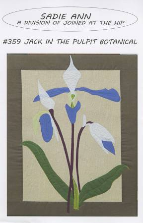 Jack In the Pulpit Botanical