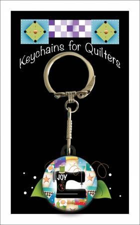 Keychain Joy Sewing Machine