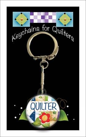 Keychain Quilter