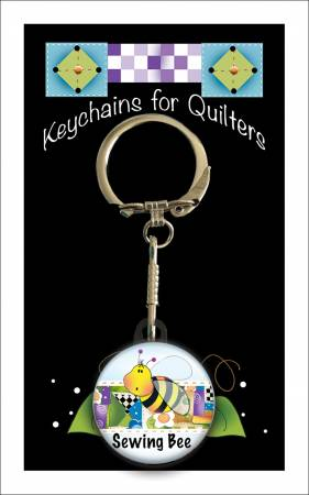 Keychain Sewing Bee
