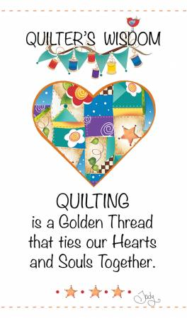 Magnet Quilting is a Golden Thread That Ties Our Hearts and Souls Together