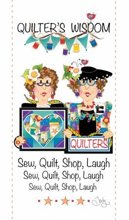 Magnet Sew Quilt Shop Laugh