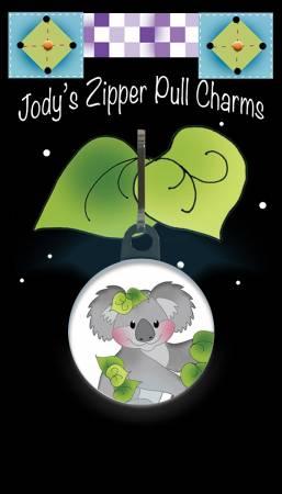 Zipper Charm Koala