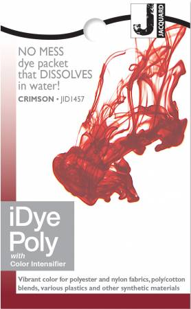Idye 14gm Poly/Disperse Crimson