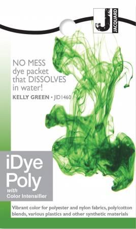 Idye 14gm Poly/Disperse Kelly Green