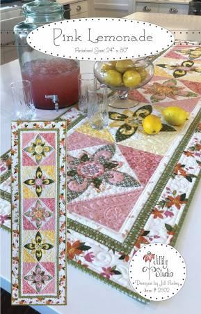 Pink Lemonade Table Runner