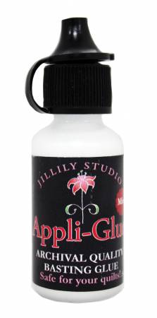 Jillily Mini Appli - Glue .5oz Includes Dropper Tip