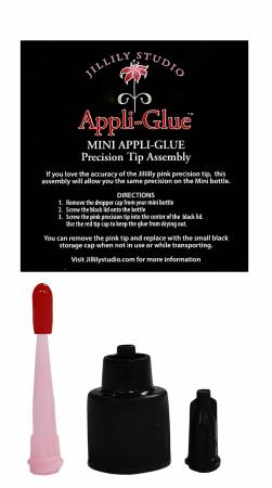 Precision Tip Assembly for Mini Appli-Glue
