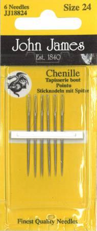 Needles - Chenille Size 24