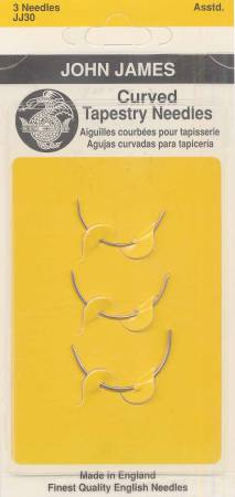 John James Curved Tapestry Needles