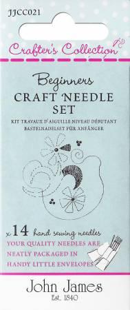 John James Crafters Collection Beginners Set Assortment
