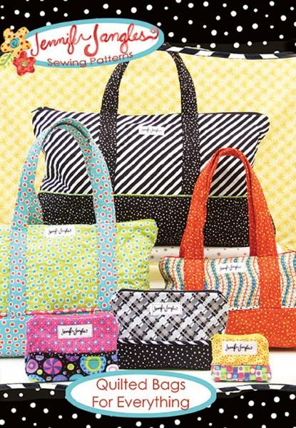 Quilted Bags for Everything