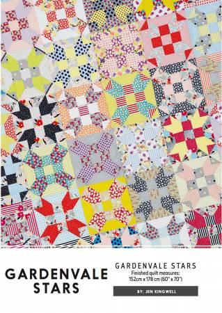 Gardenvale Stars Pattern