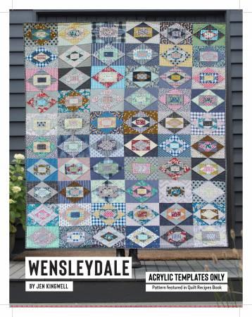 Wensleydale (Acrylic Template Only)